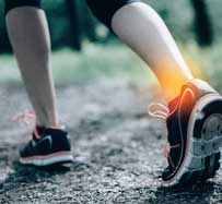 Ankle pain treatment in Southlake, TX