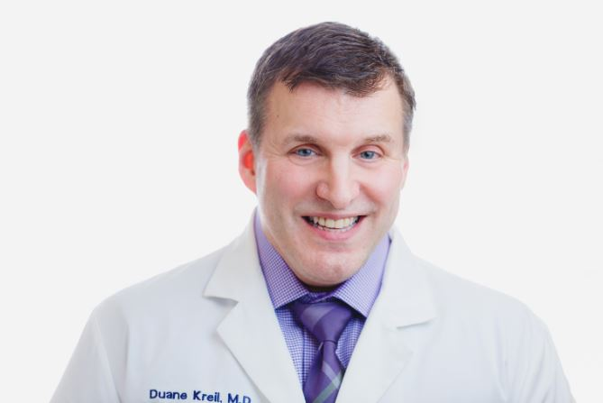 Duane Kreil, MD Photo